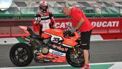 Ducati Superleggera Superbike Experience, ultimi controlli