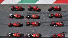 Ducati Superleggera Superbike Experience, vista dall'alto