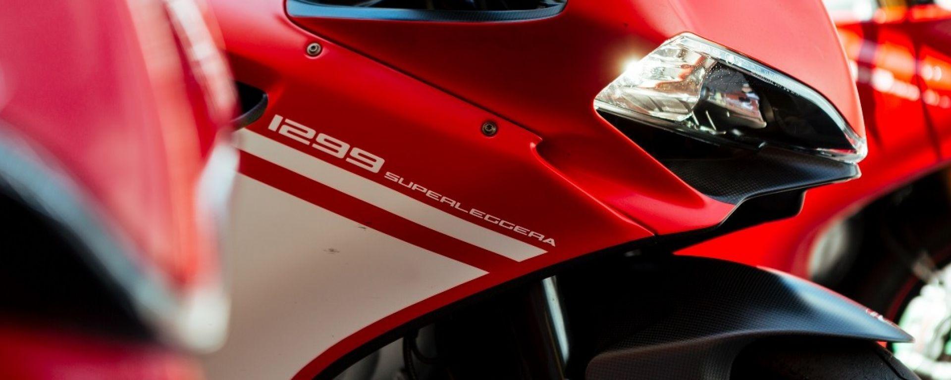 Ducati Superleggera Superbike Experience