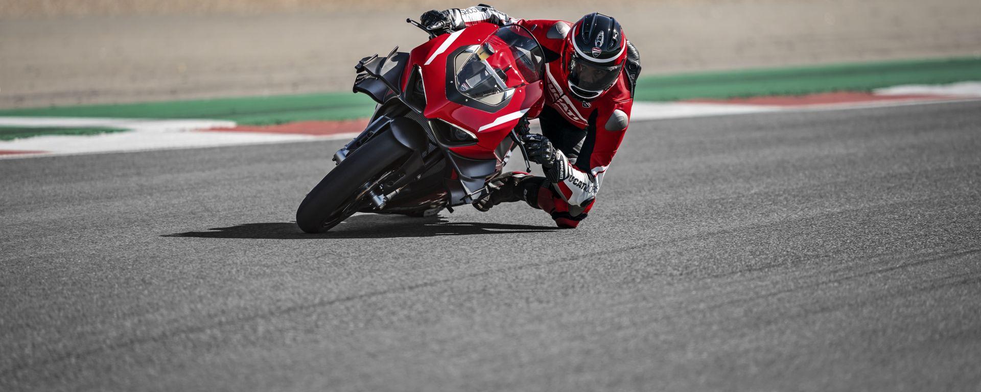 I segreti della Ducati Superleggera V4 raccontati da Alessandro Valia