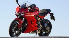 Ducati Supersport 950 arriverà nei concessionari a febbraio 2021