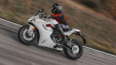 Ducati SuperSport 950 S 2021: la versione bianca