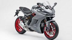 Ducati SuperSport: nuova livrea Titanium Grey... che eleganza - Immagine: 2