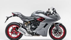 Ducati SuperSport: nuova livrea Titanium Grey... che eleganza - Immagine: 1