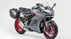 Ducati SuperSport: nuova livrea Titanium Grey... che eleganza - Immagine: 4