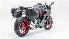 Ducati SuperSport: nuova livrea Titanium Grey... che eleganza - Immagine: 6