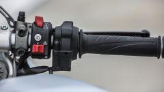 Ducati Supersport S: comandi al semimanubrio destro