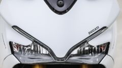 Ducati Supersport S: il frontale