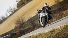 Ducati Supersport S: la prova su strada