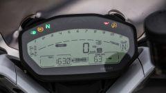 Ducati Supersport S: la strumentazione digitale