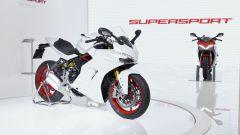 Ducati SuperSport S live al Salone di Colonia