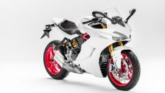 Ducati SuperSport S Star White Silk