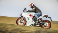Ducati Supersport S: vista laterale