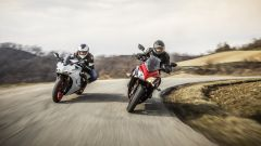Ducati Supersport S vs Suzuki GSX-S1000F