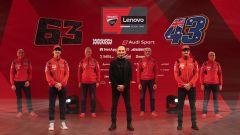 Ducati Team 2021 MotoGP