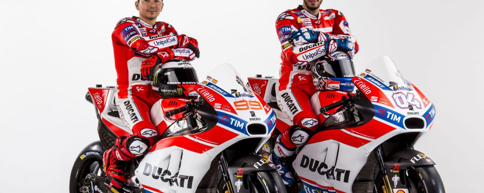 Ducati MotoGP Team 2017