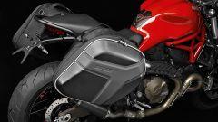 Ducati: viaggiare in moto con gli accessori Performance - Immagine: 4