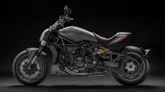 Ducati XDiavel 2019 Matt Liquid Concrete Grey