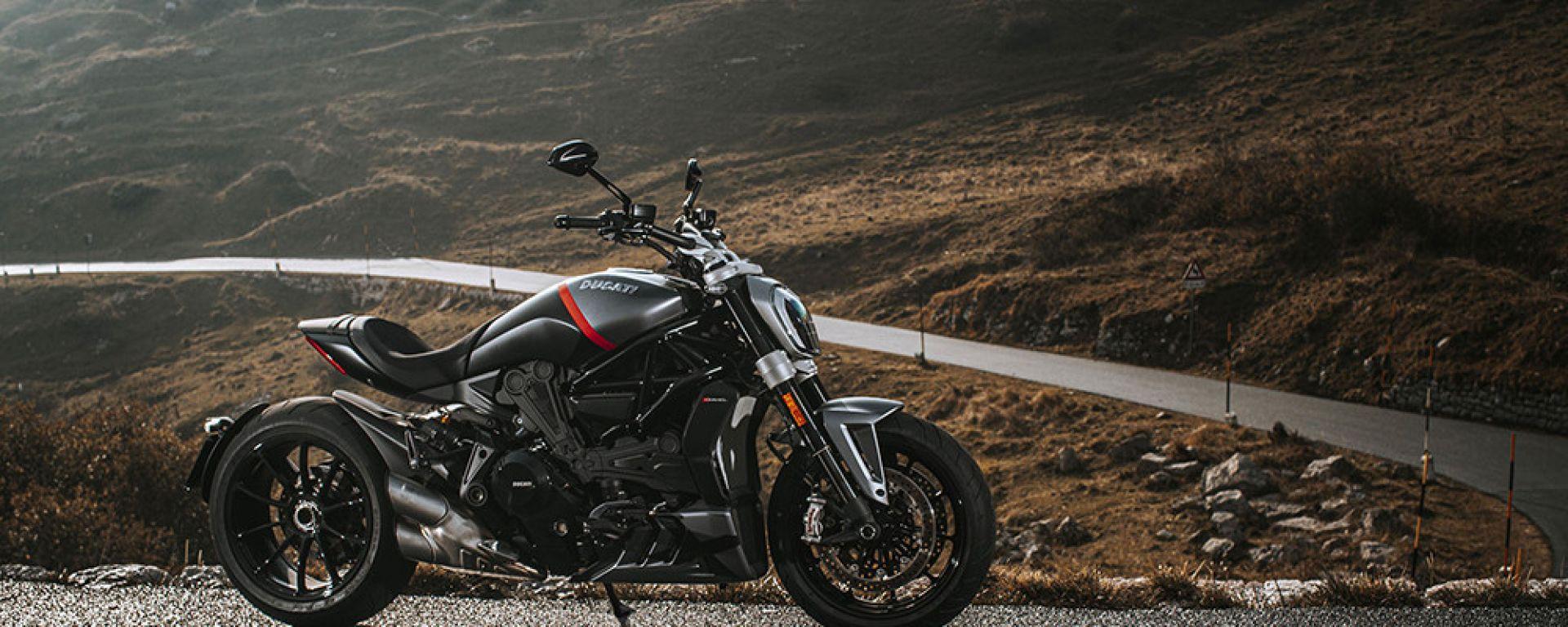 Ducati XDiavel 2021: Dark, S o Black Star?