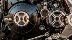 Ducati XDiavel by Roland Sands, parti speciali dal catalogo Ducati Performance
