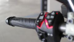 Ducati XDiavel S, blocchetti elettrici illuminati