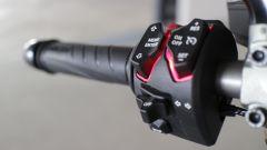 Ducati XDiavel S, blocchetti elettrici