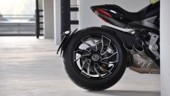 Ducati XDiavel S, codino