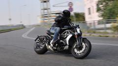 Ducati XDiavel S in piega