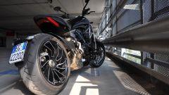 Ducati XDiavel S, la ruota posteriore