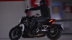 Ducati XDiavel S, luci posteriori a Led