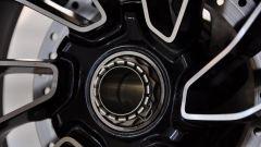 Ducati XDiavel S, mozzo cerchio posteriore