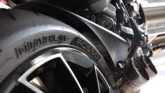 Ducati XDiavel S, Pirelli Diablo Rosso posteriore