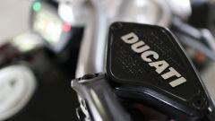 Ducati XDiavel S, pompa freno anteriore