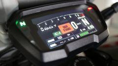 Ducati XDiavel S, quadro strumenti