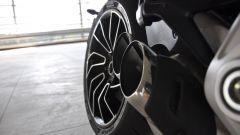 Ducati XDiavel S, scarichi laterali