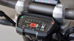 Ducati XDiavel S, strumentazione