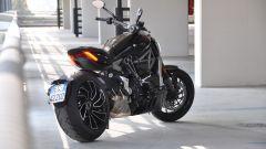 Ducati XDiavel S, vista di tre quarti posteriore