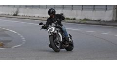 Ducati XDiavel S, vista frontale