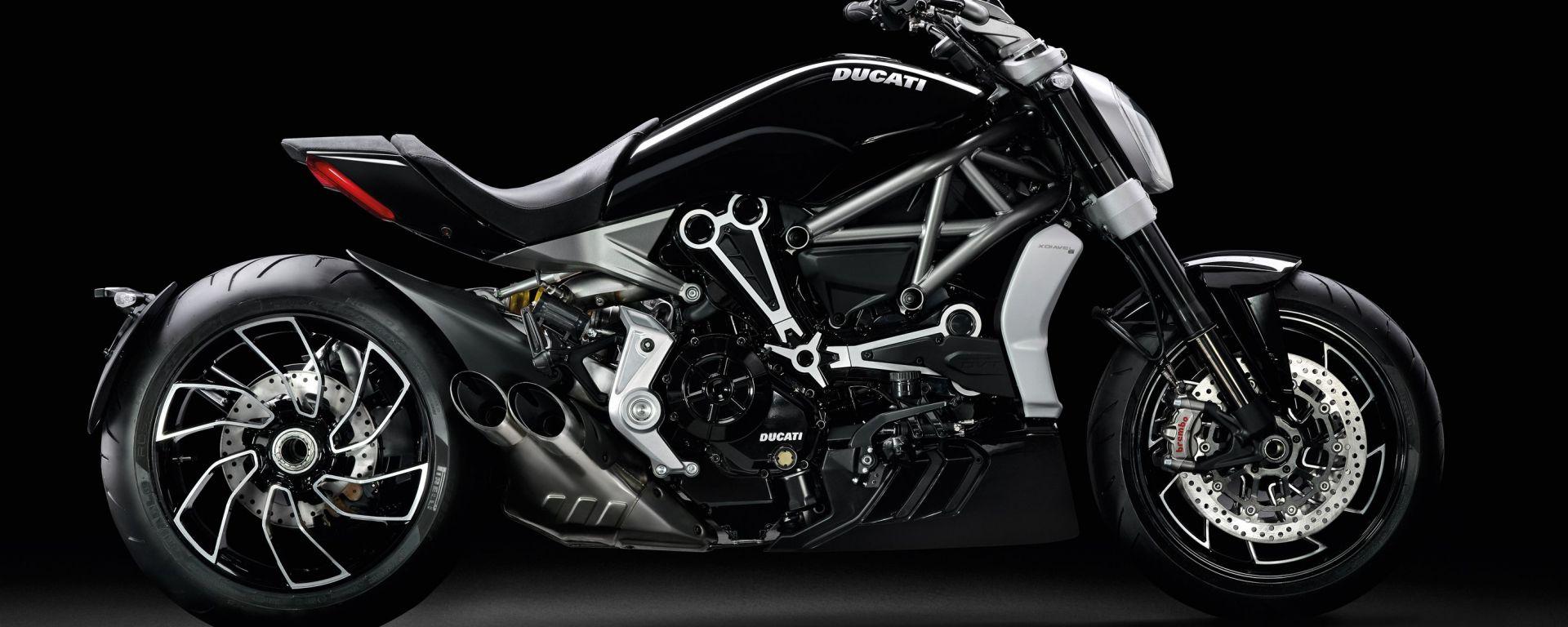 Novità moto: Ducati XDiavel - MotorBox