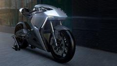 Ducati Zero by Fernando Pastre Fertonani: vista 3/4 anteriore
