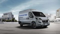 Ducato Electric MY2020: vista 3/4 anteriore