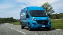 Ducato Electric MY2020: vista anteriore