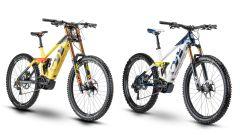 Due e-bike da trail di Husqvarna Bycicles