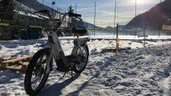 Due ruote: con neve e ghiaccio non si può circolare