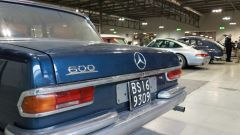 Duemila Ruote: Mercedes 600 SWB Sedan