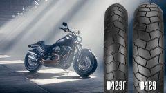 Dunlop D401T e D429: le nuove gomme per le Harley-Davidson 2018