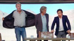 Durante le riprese della seconda stagione di The Grand Tour, Clarkson ha contratto una grave polmonite