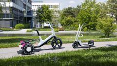 Dynamic Cargo e Clever Commute: i concept BMW per la micromobilità