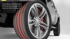 Discolor Tyre: la gomma colorata è da cambiare - Immagine: 1