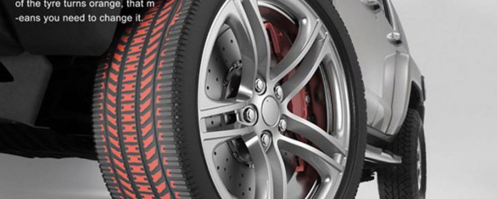 Discolor Tyre: la gomma colorata è da cambiare